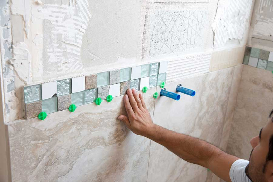 Where in your home should you add custom tile?